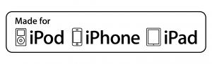 MFI gemaakt voor iPad