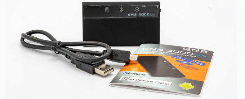 Verpakkingsinhoud GNS 2000