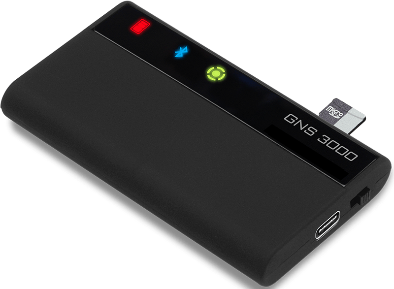 GNS 3000 bluetooth GPS